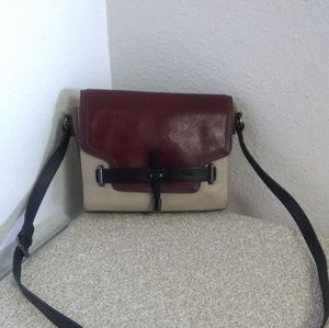 Vince Camuto Multicolored Leather Bag